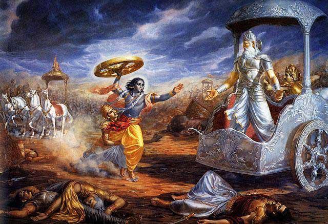 Mahabharata lessons
